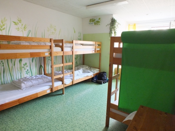 8 bed dorm - Grasshopper