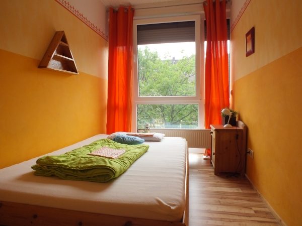 Double room - Orange Power
